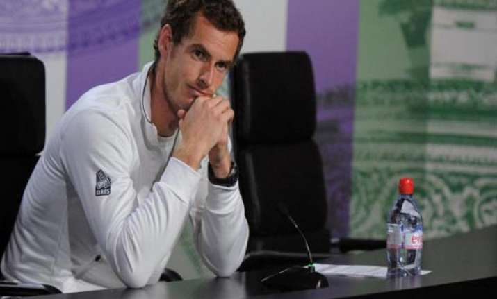 murray says he d prefer to never top atp rankings