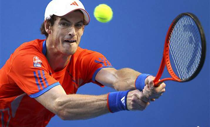 murray through to 4th round at australian open