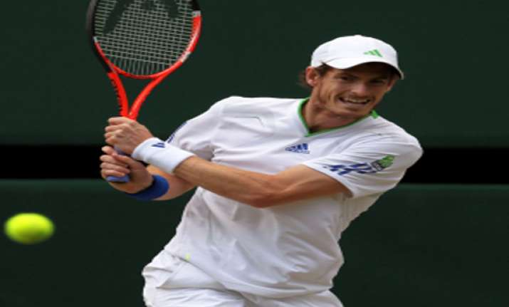 murray selected to play singles for olympic team