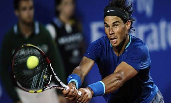 nadal favourite under pressure at madrid open