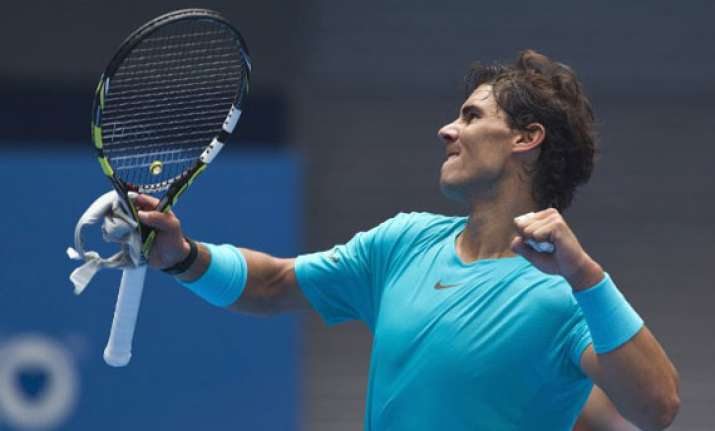 nadal to return to no. 1 with china open win