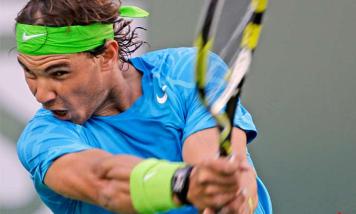 nadal azarenka sharapova advance at indian wells