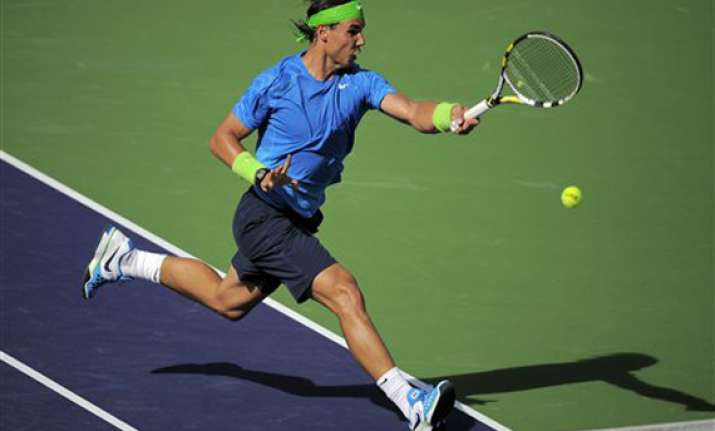 nadal federer to play in bnp paribas open semis