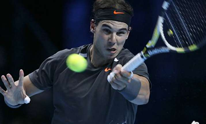 nadal leads spain against argentina in davis cup