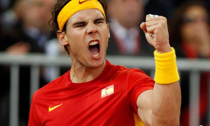 nadal to skip davis cup in 2012 focus on olympics