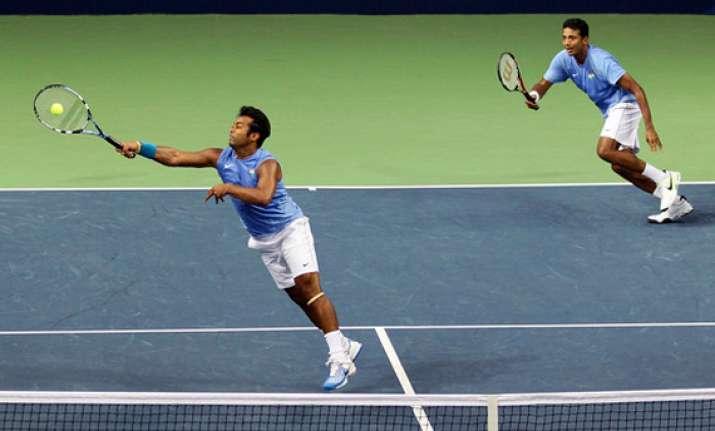paes bhupathi to split at end of season