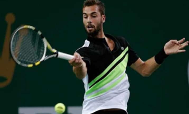 paire reaches 2nd round of stockholm open