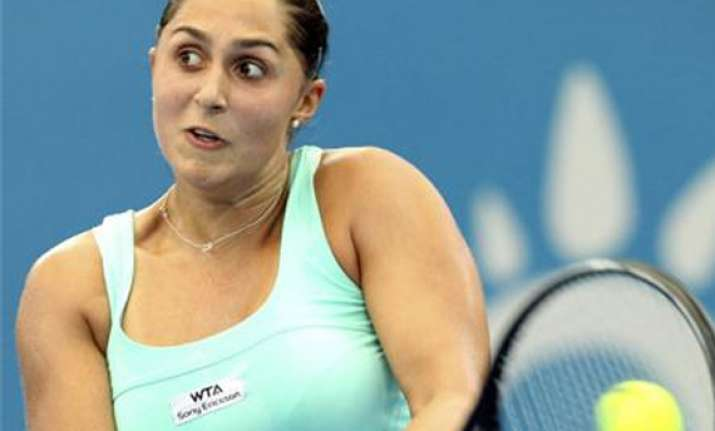 paszek saves 5 match points to win at eastbourne
