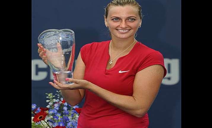 petra kvitova takes 2nd connecticut open title