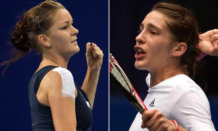 radwanska petkovic in china open women s final