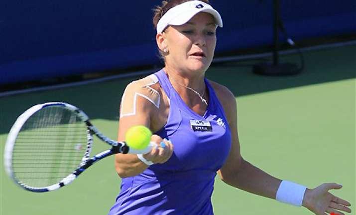 radwanska beats bratchikova in us open 1st round