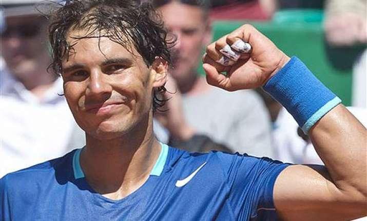 rafael nadal eases into monte carlo masters quarterfinals