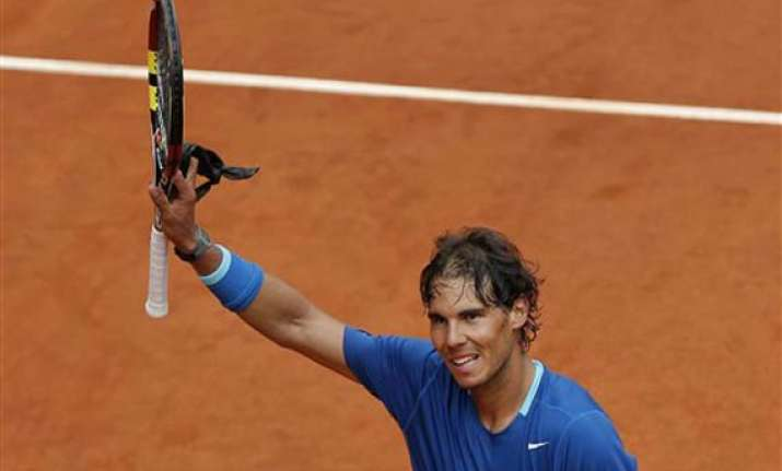 rafael nadal reaches madrid open semifinals