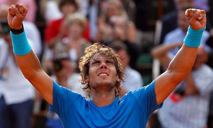 rafael nadal wins his sixth consecutive french open title