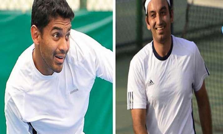 raja sharan lose in tashkent atp challenger final