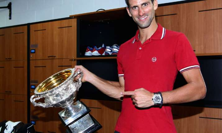 rock star djokovic reflects on greatest win