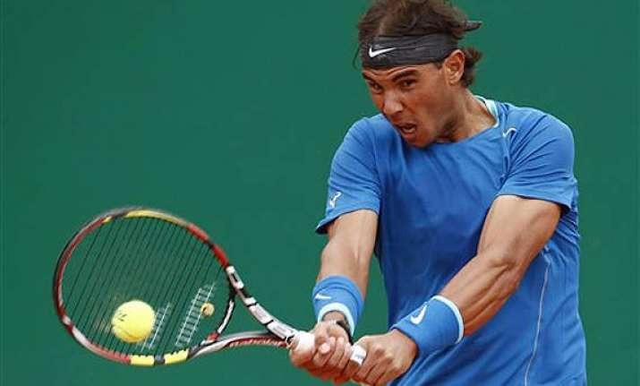 rafael nadal goes into monte carlo masters 3rd round