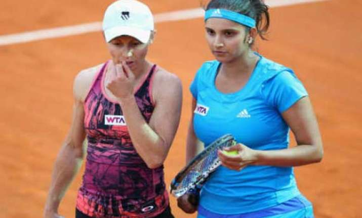 sania cara lose in french open quarters