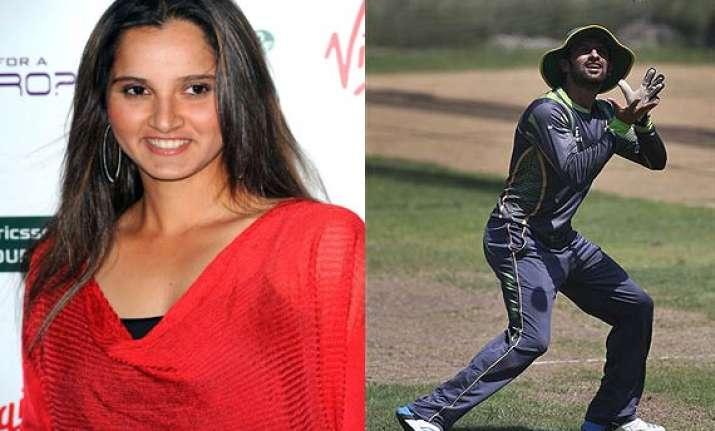 sania mirza denies differences with husband shoaib malik