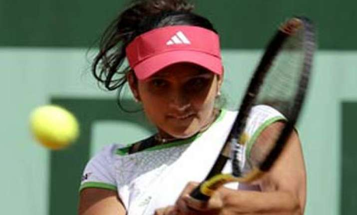 sania and vesnina in french open doubles final