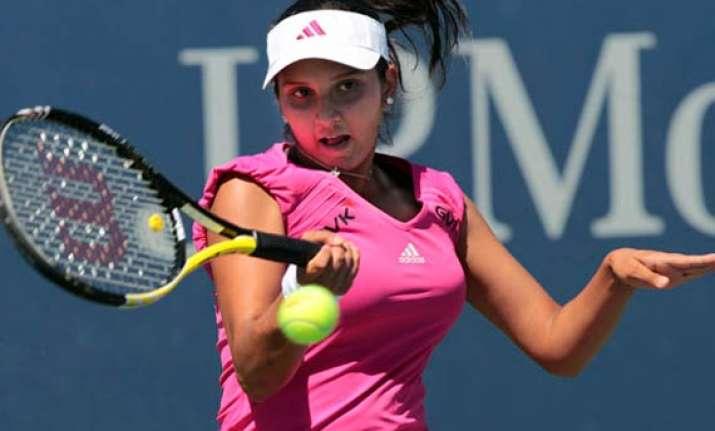 sania bows out of texas tennis open
