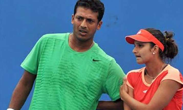 sania in quarters of women s and mixed doubles at