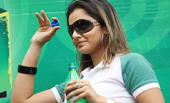sania says won t cut down on number of events