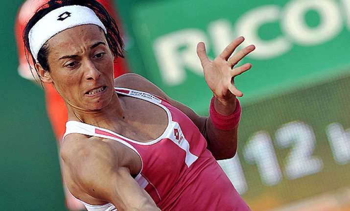 schiavone wins grand prix sar for 6th career title