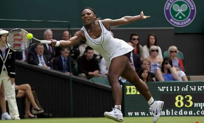 serena gives sick 5 year old a wimbledon day out