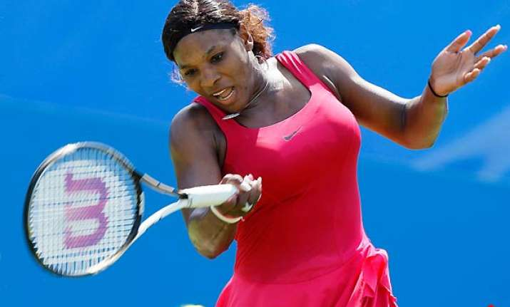 serena struggles to 3 set win on return to action