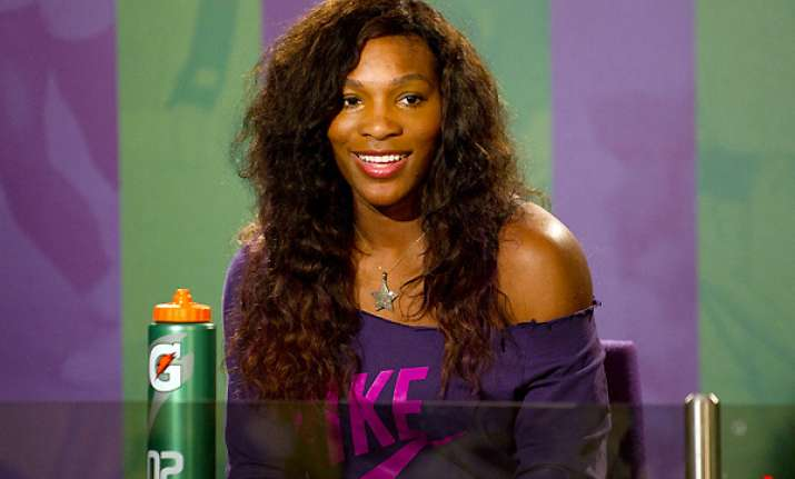 serena williams sees wimbledon as stepping stone