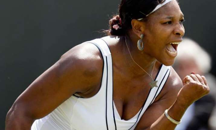 serena williams wins in three sets to reach 3rd round