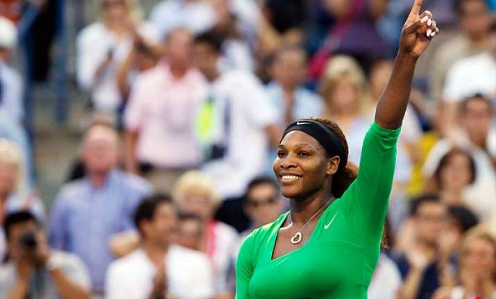serena williams advances to rogers cup final