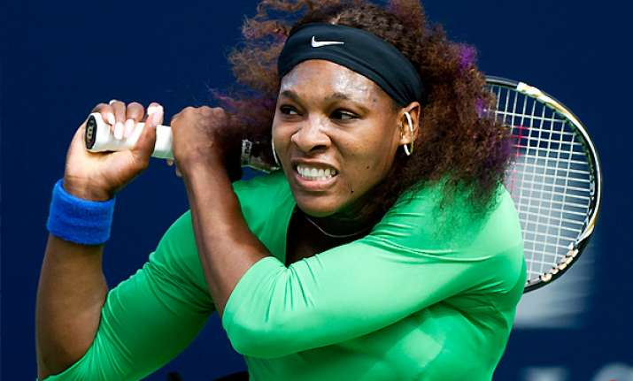 serena williams could face azarenka in 3rd round