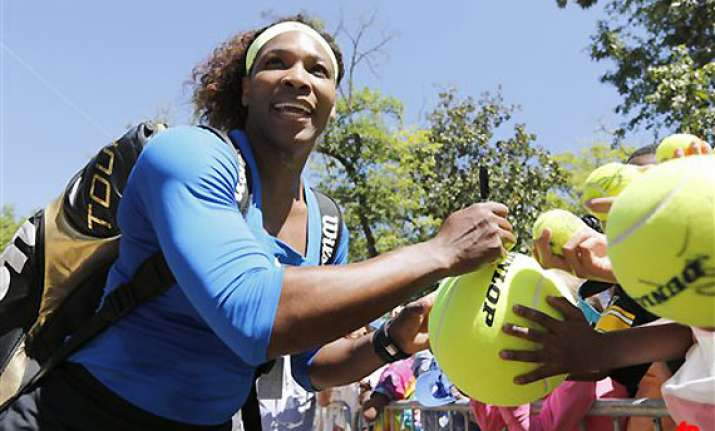 serena looking ahead to both olympics and fed cup