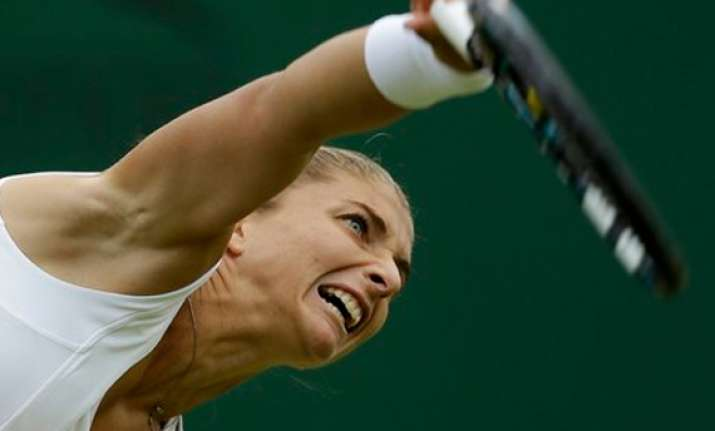 seven seconds put errani in 2nd round of wimbledon