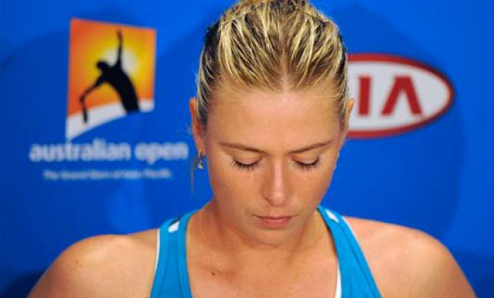 sharapova insists best is yet to come