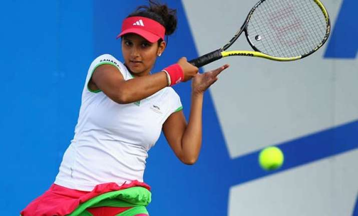 staying fit key to doing well in olympics sania