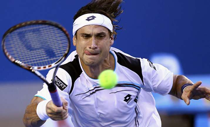 top seeded ferrer reaches copa claro quarterfinals