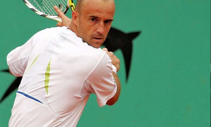 top seeded ljubicic advances in zagreb indoors