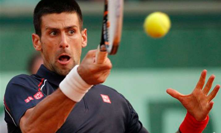 top ranked players race the clock at french open