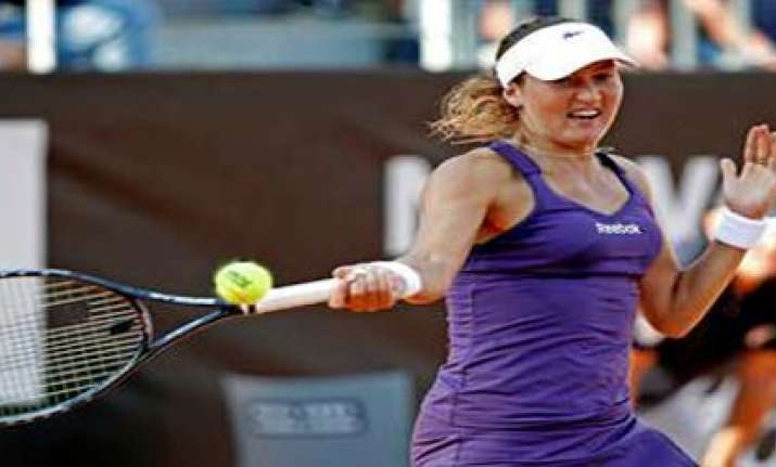top seed peer moves to semifinals at citi open