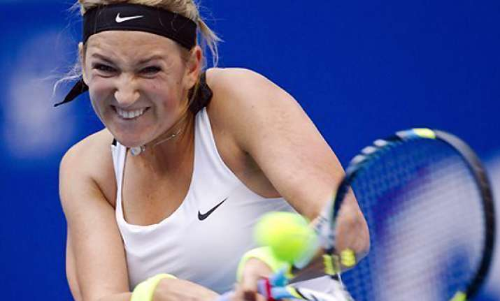 top seed victoria azarenka advances at china open