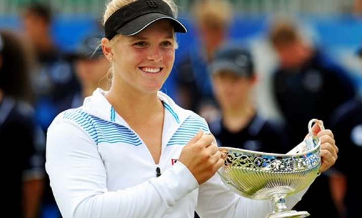 us melanie oudin wins her first ever tournament