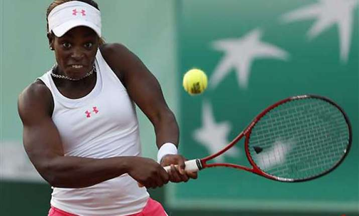 us teen stephens french open ends against stosur