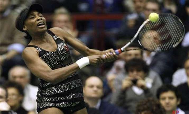 venus williams puts off return to tennis