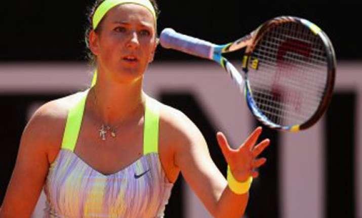victoria azarenka to miss french open