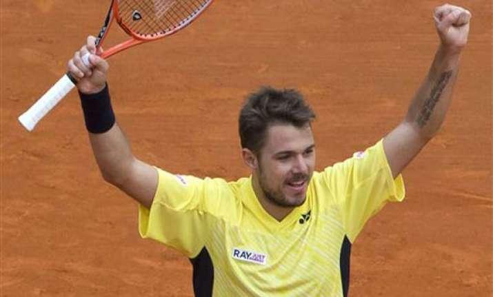 wawrinka beats federer to win monte carlo masters