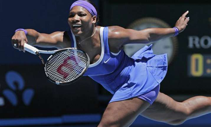 williams through to 3rd round at australian open