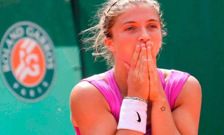 wimbledon 5th seeded errani ousted in 1st round